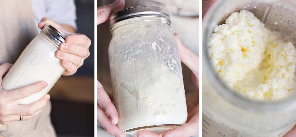 the elle in love, homemade butter, recipe