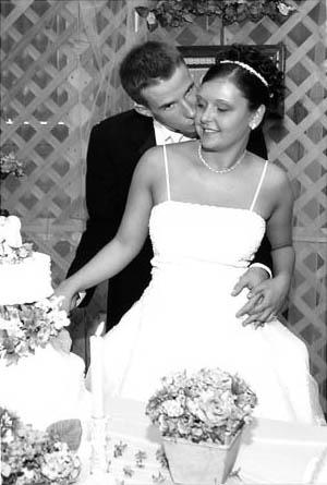 10 years, wedding