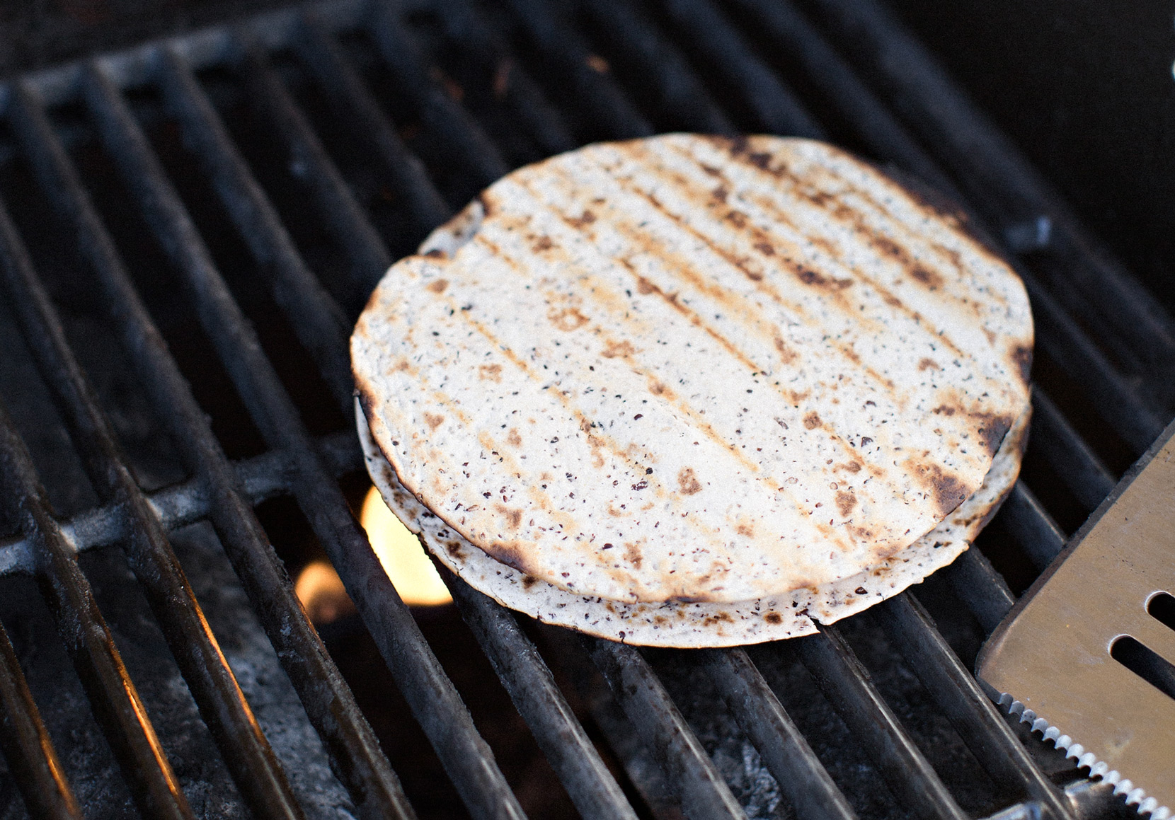 the elle in love, recipe, grilled steak quesadilla, cooking together