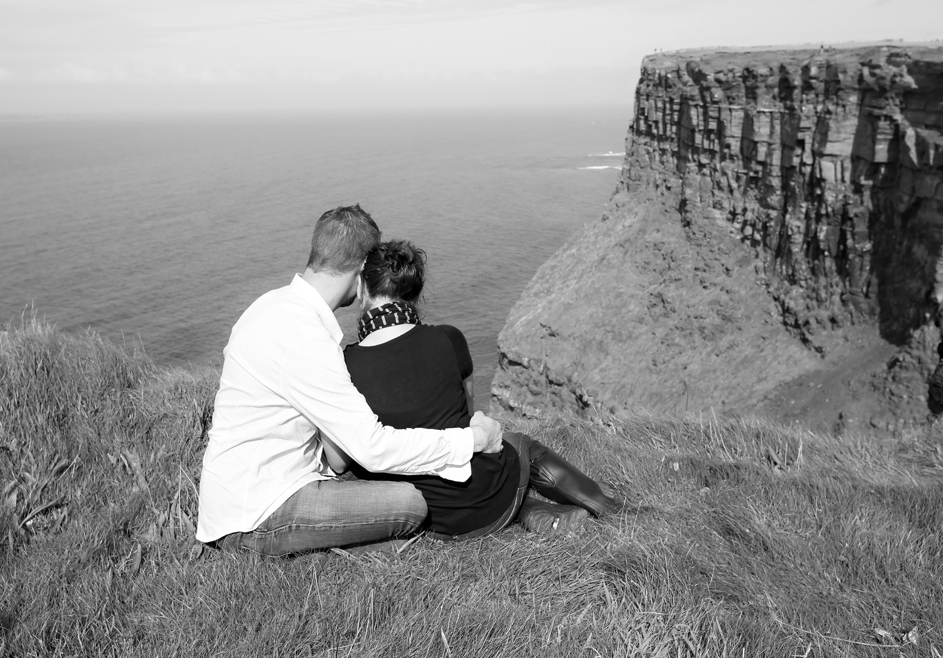 the elle in love, cliffs of moher, adventures, intentional marriage
