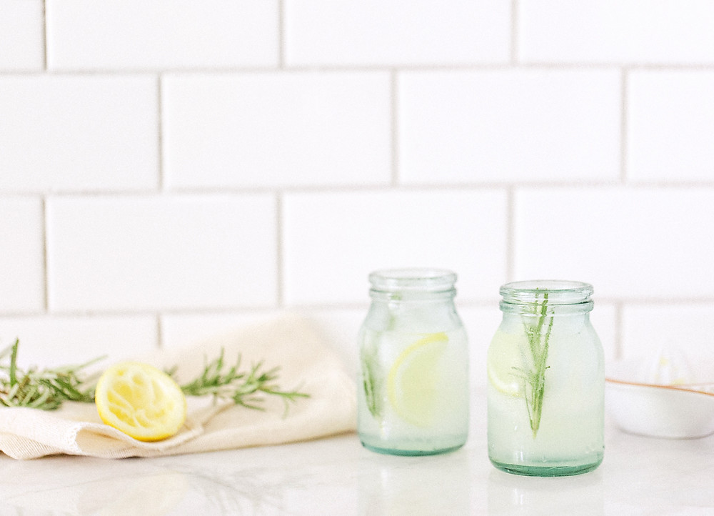 rosemary lemon spritz